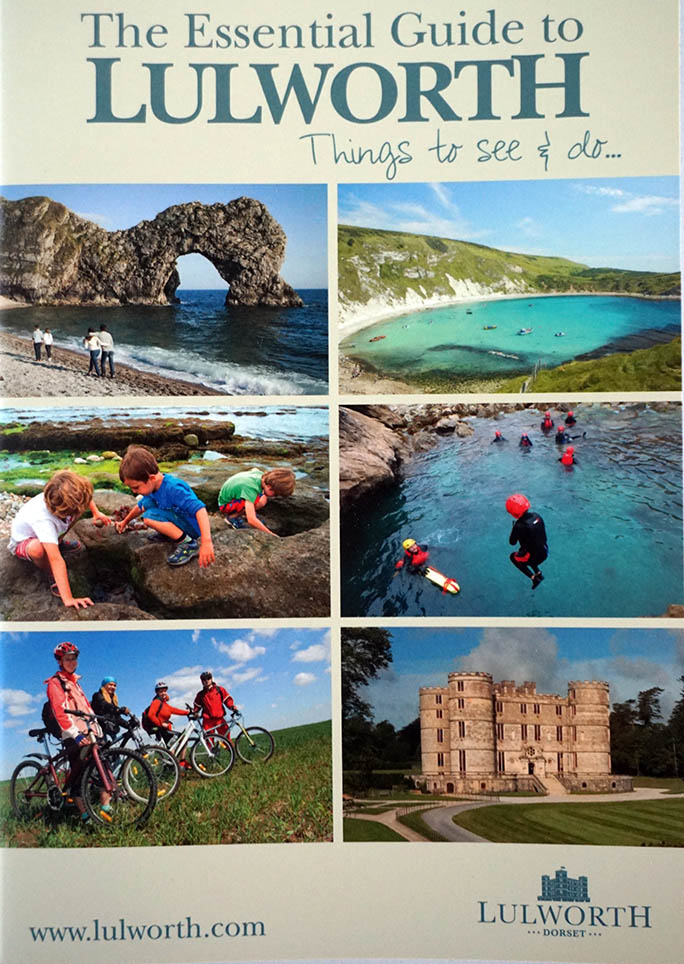 Essential Guide to Lulworth Book Cover